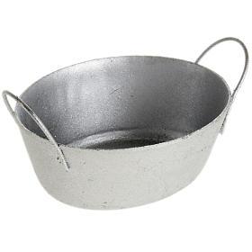 Bacía de metal belén s1