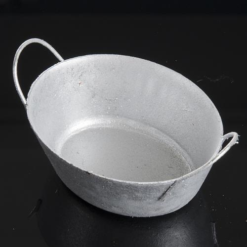 Bacinella metallo presepe 2