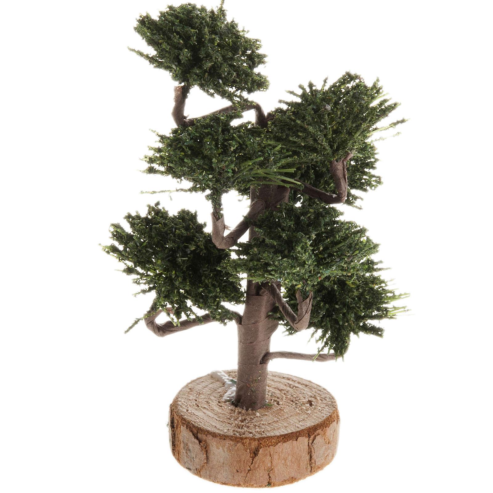 arbre décoratif crèche noel 12 cm | vente en ligne sur holyart