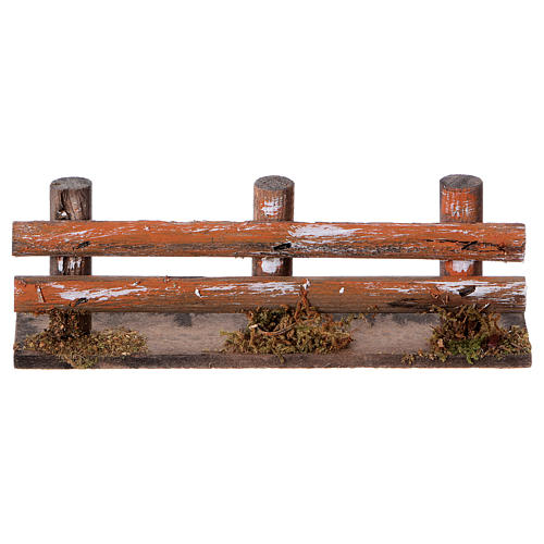 Cerca de troncos 15x3,5 cm 1