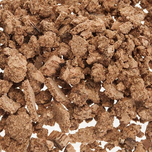 Pavimentazione presepe: sughero naturale 50 gr 1