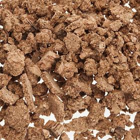 Podłoże do szopki: korek naturalny 50g s1
