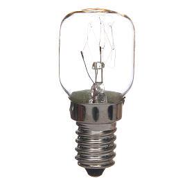 Luzes e Lamparinas para o Presépio: Lâmpada branca presépio 15W E14