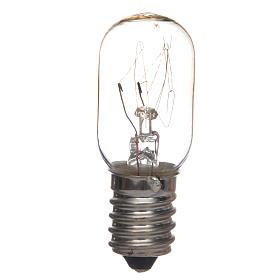 White light bulb for nativities 7W E14 s1