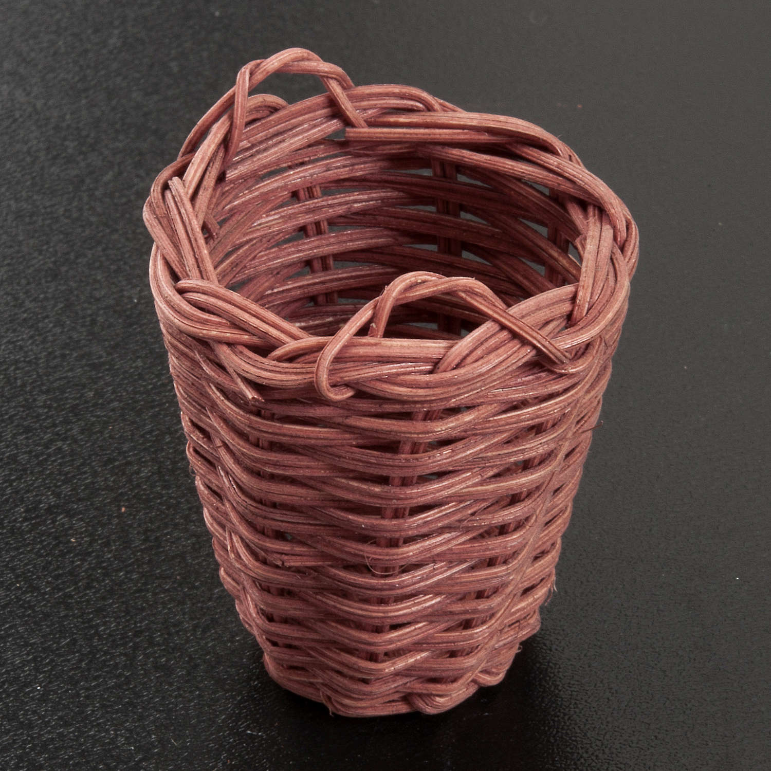 Nativity accessory, wicker basket 5cm 4