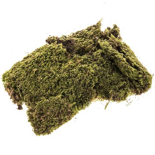 Mousse végétale crèche Noel 90 gr 1