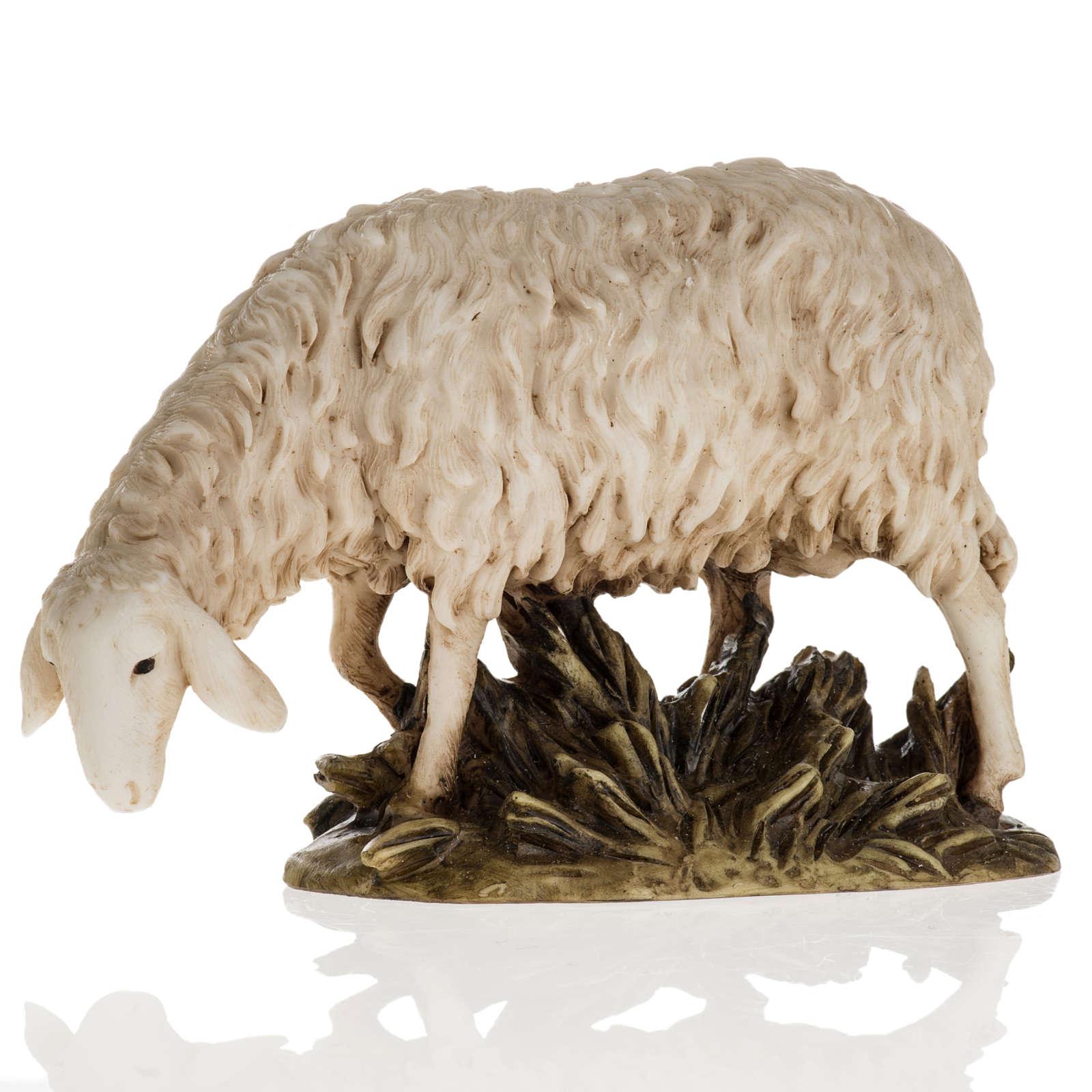 Ovelha para Presépio Landi com figuras de altura média 18 cm 3