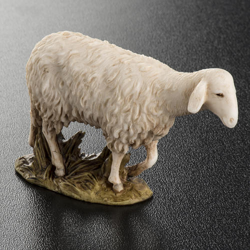 Nativity scene figurine, sheep 11cm by Landi 3