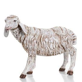 Owca stojąca szopka Fontanini 45 cm s1