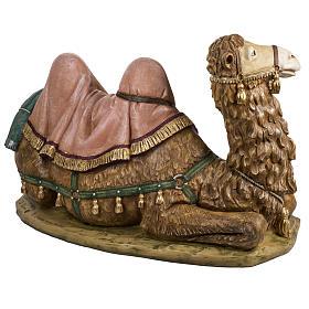 Cammello seduto 125 cm presepe Fontanini s6