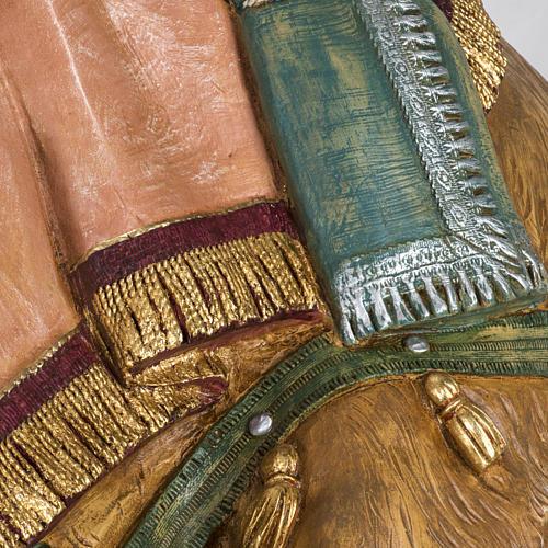 Cammello seduto 125 cm presepe Fontanini 4