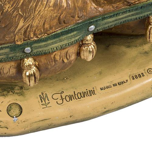 Cammello seduto 125 cm presepe Fontanini 8