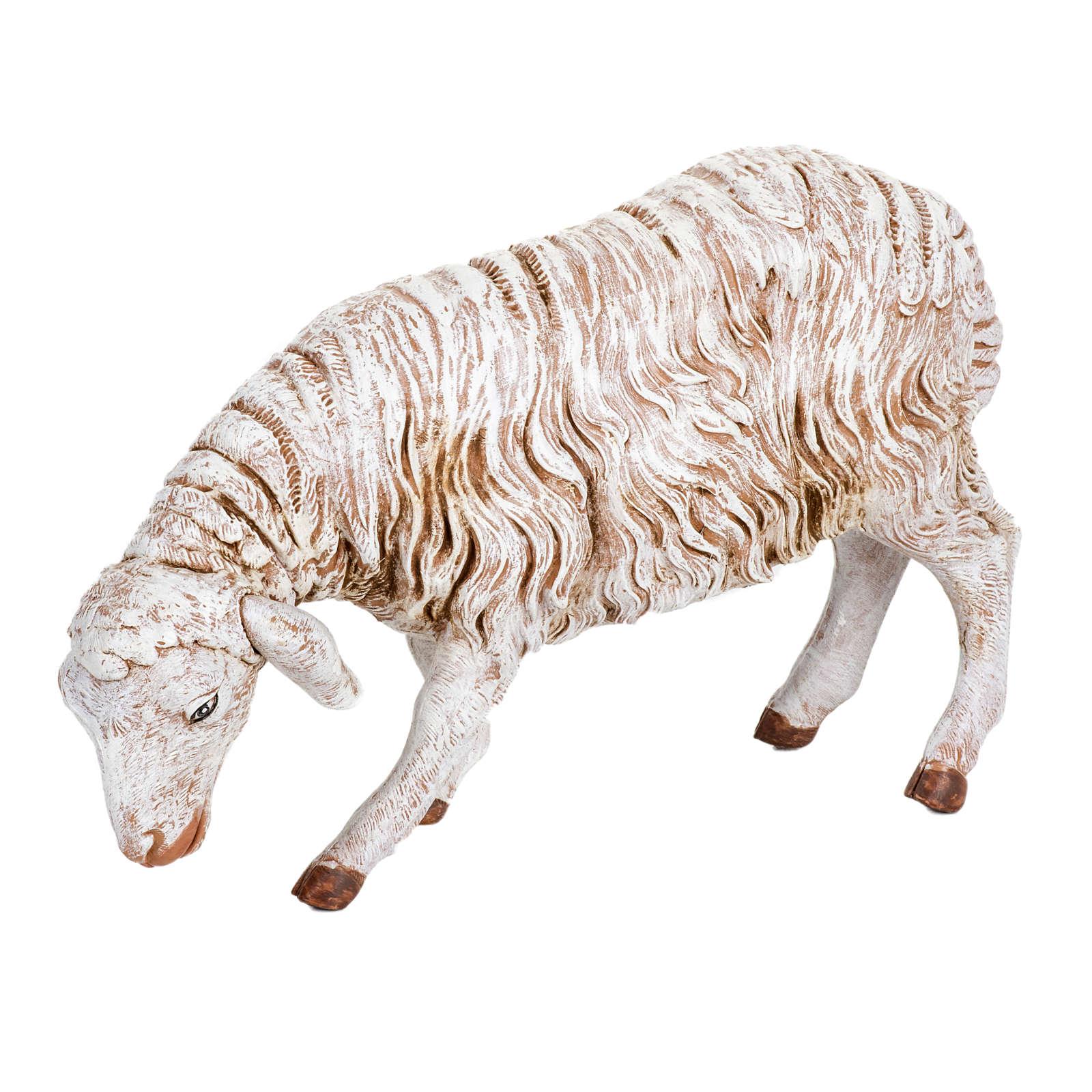 Owca stojąca Fontanini 65 cm żywica 4