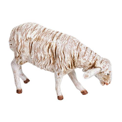 Owca stojąca Fontanini 65 cm żywica 2