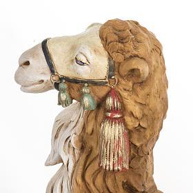Cammello presepe Fontanini 65 cm resina s5