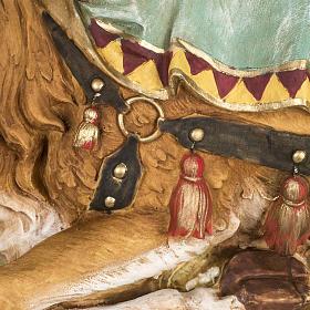 Wielbłąd szopka Fontanini 65 cm żywica s3