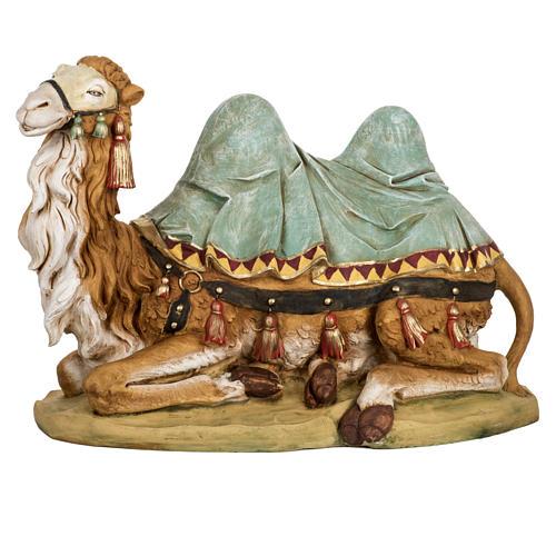 Wielbłąd szopka Fontanini 65 cm żywica 1