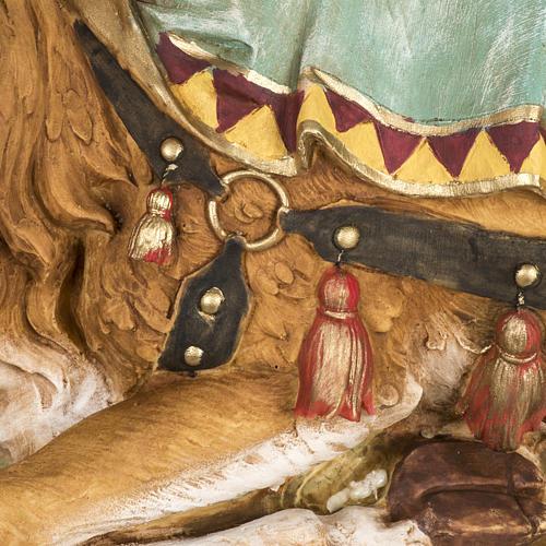 Wielbłąd szopka Fontanini 65 cm żywica 3