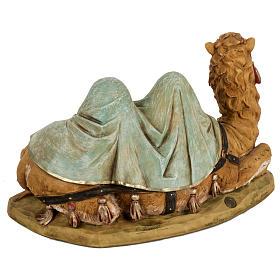 Cammello seduto presepe Fontanini 52 cm s5