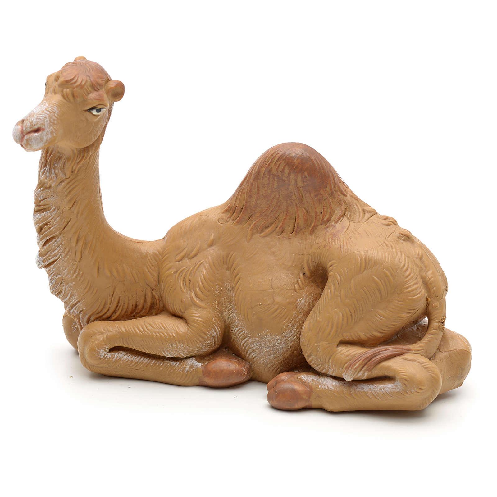 Camello sentado 12 cm Fontanini pvc 3