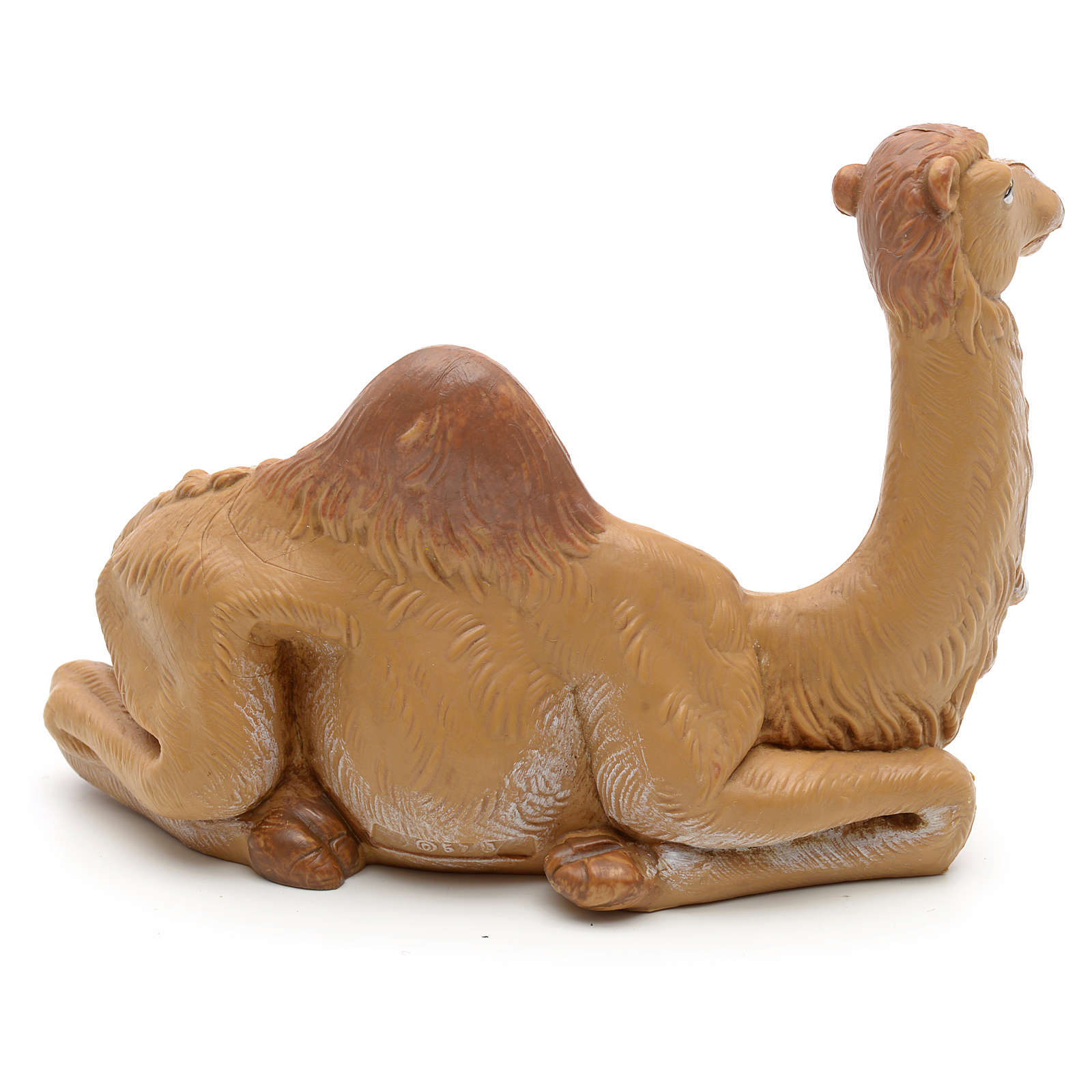 Camello sentado 12 cm Fontanini pvc 4