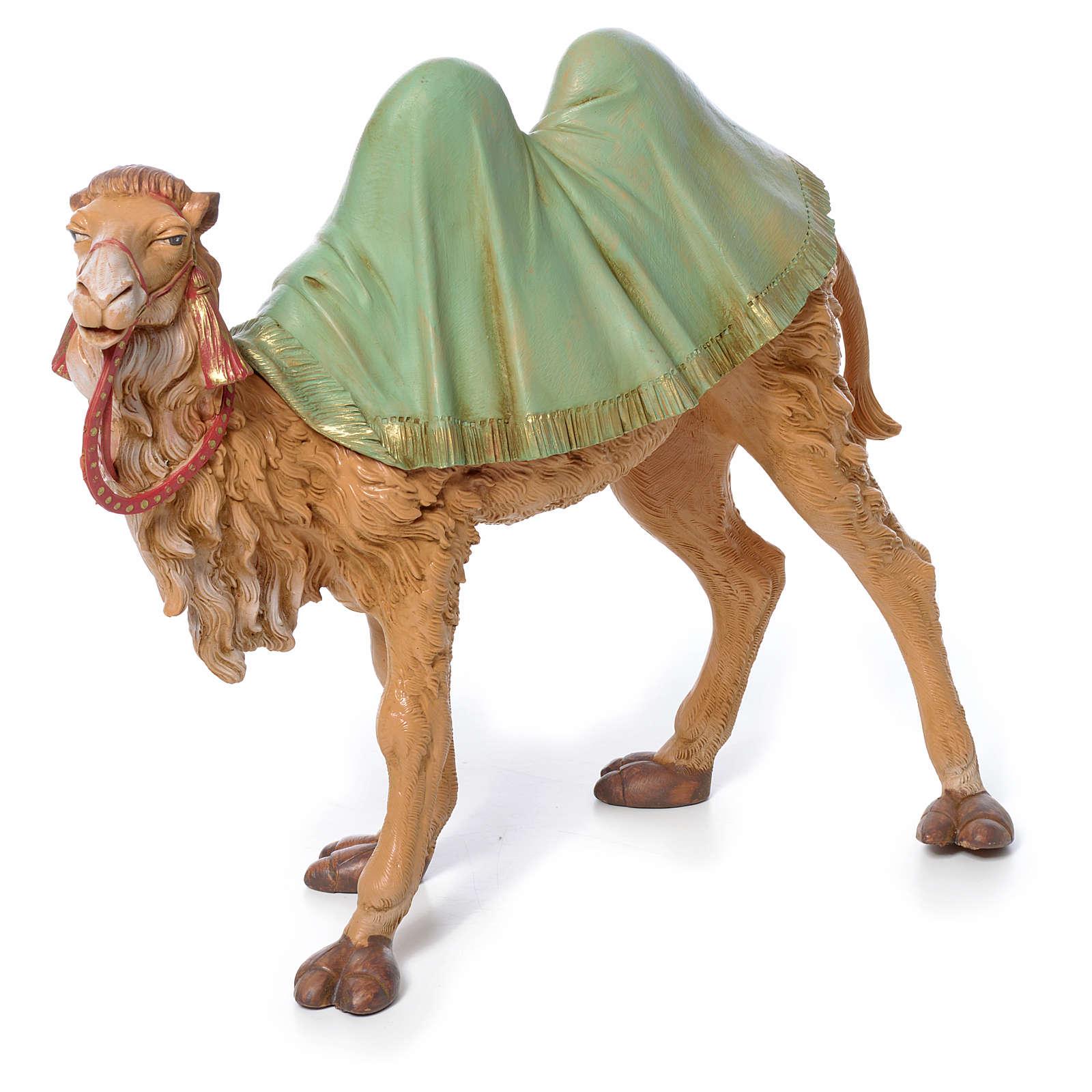 Camello de pie 30cm pvc Fontanini 4