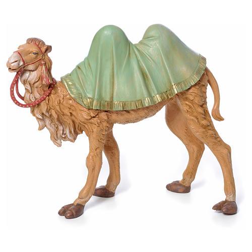 Wielbłąd stojący 30 cm pcv Fontanini 1
