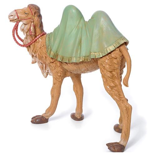 Wielbłąd stojący 30 cm pcv Fontanini 2