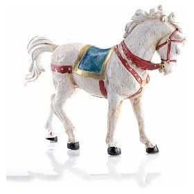 Cavallo bianco 12 cm Fontanini s5
