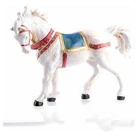 Cavallo bianco 12 cm Fontanini s2
