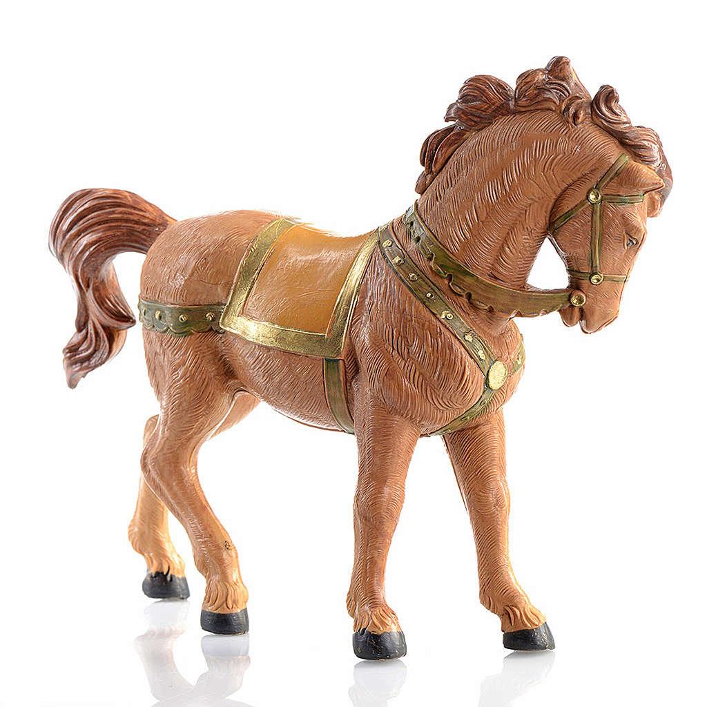 Cavallo marrone 12 cm Fontanini 3