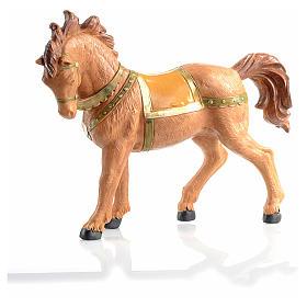 Cavallo marrone 12 cm Fontanini s2