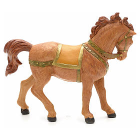 Cavallo marrone 12 cm Fontanini s4