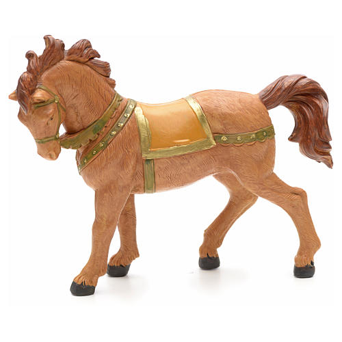 Cavallo marrone 12 cm Fontanini 7