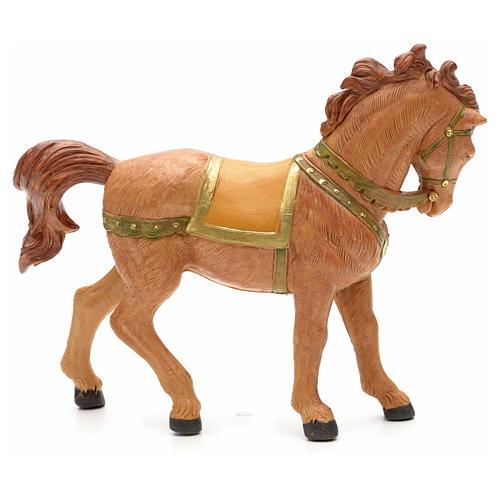 Cavallo marrone 12 cm Fontanini 8