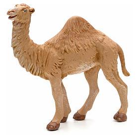 Animali presepe: Dromedario in piedi 19 cm Fontanini