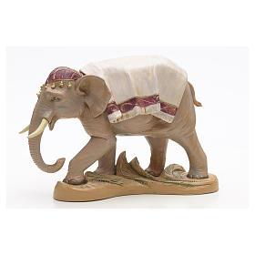 Elefante in piedi cm 19 Fontanini s4