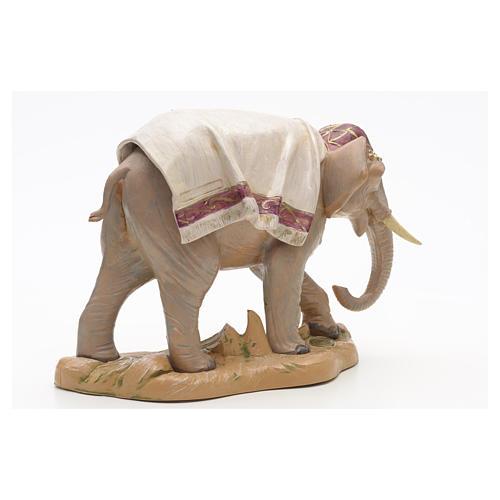 Elefante in piedi cm 19 Fontanini 6