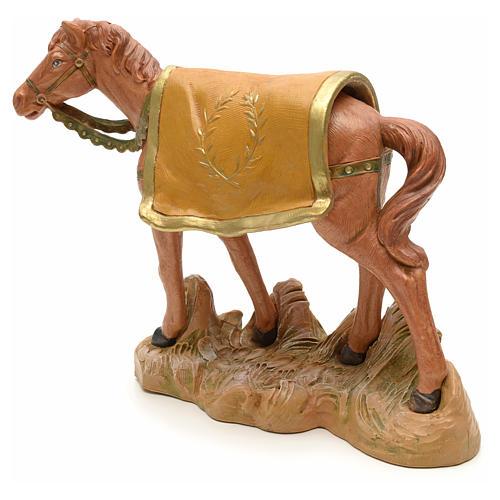 Cavallo marrone 19 cm Fontanini 2