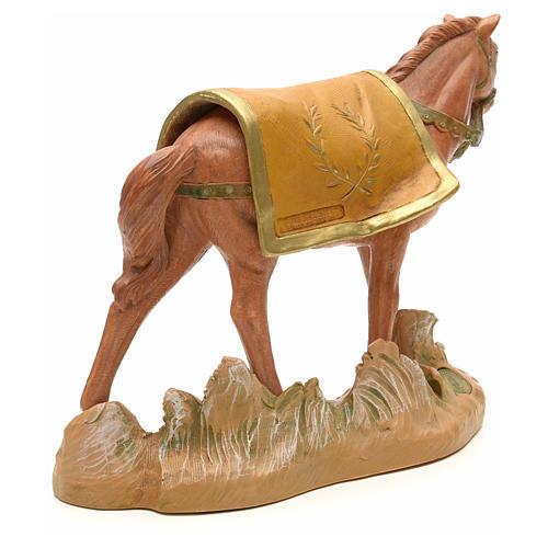 Cavallo marrone 19 cm Fontanini 3