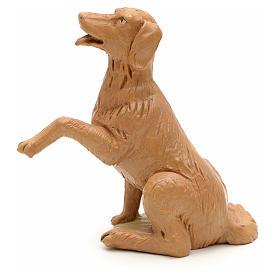 Perro sentado 30 cm Fontanini s2