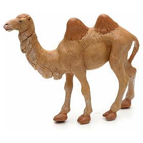 Animales para el pesebre: Camello de pie 12 cm Fontanini
