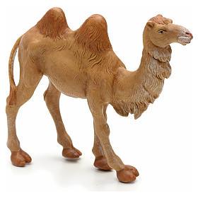 Camelo em pé para Presépio Fontanini com figuras de altura média 12 cm s6