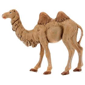 Camelo em pé para Presépio Fontanini com figuras de altura média 12 cm s1