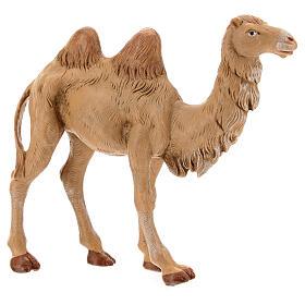 Camelo em pé para Presépio Fontanini com figuras de altura média 12 cm s3