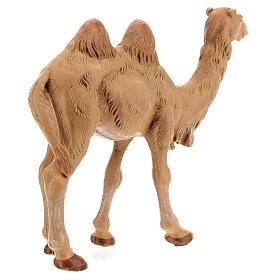 Camelo em pé para Presépio Fontanini com figuras de altura média 12 cm s4