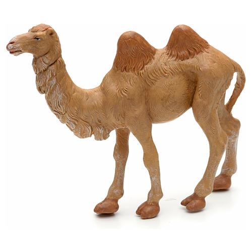 Camelo em pé para Presépio Fontanini com figuras de altura média 12 cm 5