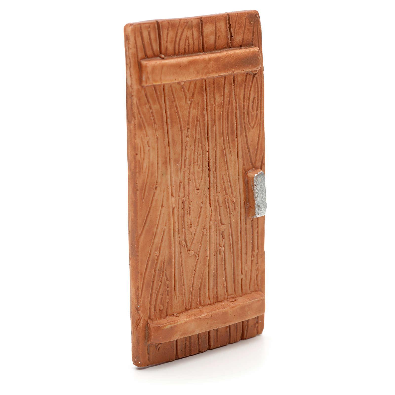 Puerta cm 8,5x4,5 en resina 4