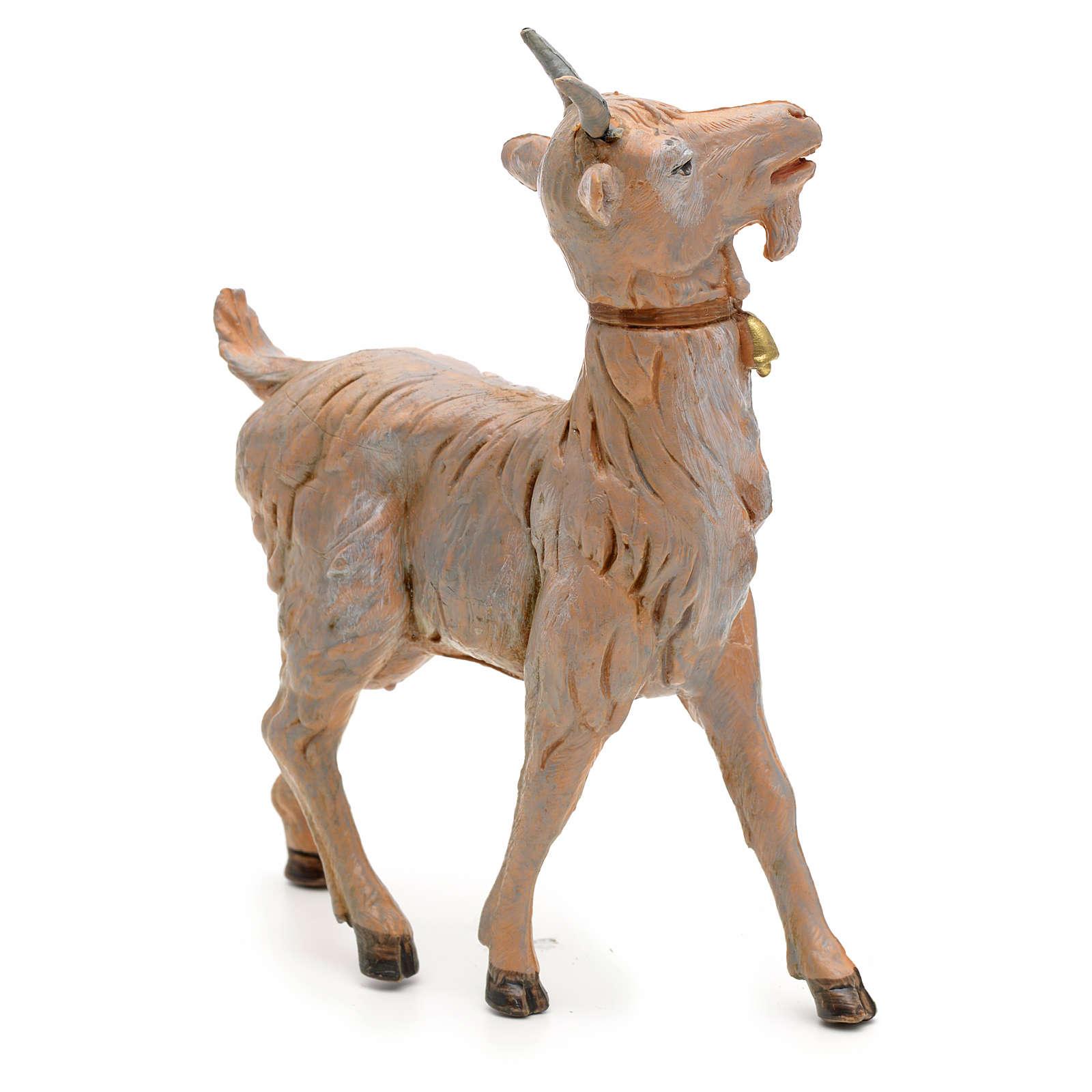 Cabra en pie 30 cm Fontanini 4