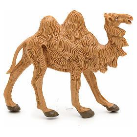 Animales para el pesebre: Camello en pie 6,5 cm Fontanini